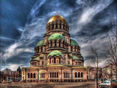 Ramazan Bayramı  Büyük Transilvanya Romanya Bulgaristan Turu  (Veliko Tarnavo Gidiş-Burgas Dönüş)