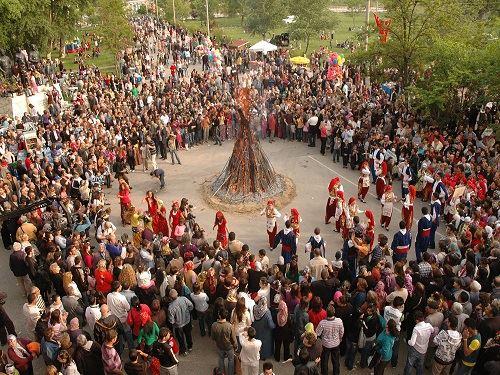 Günübirlik Edirne Kakava (Hıdrellez) Şenlikleri Turu