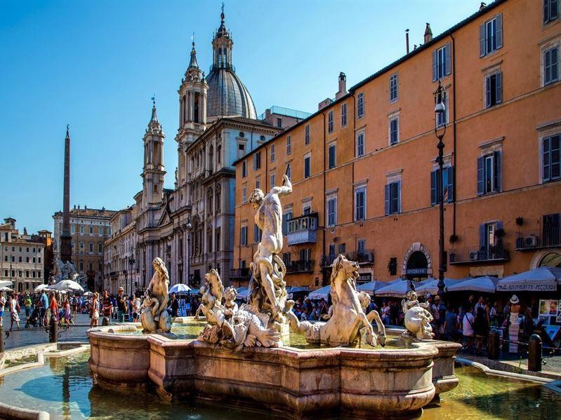 Espresso İtalya Turu Roma Gidiş-Bologna Dönüş Pegasus Havayolları İle