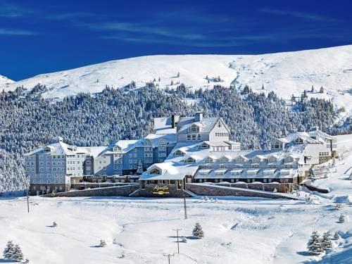 Termal Otel Konaklamalı Uludağ Kayak Turu