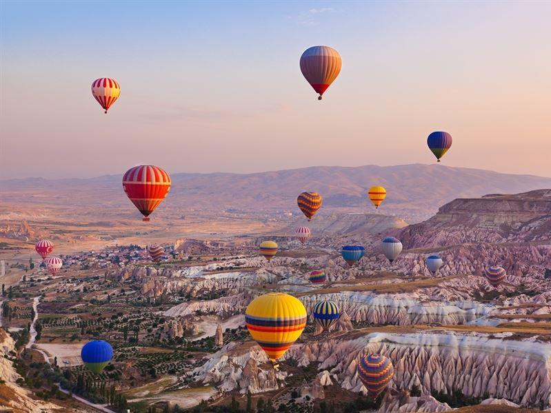 Ramazan Bayramı Ankara Çıkışlı Kapadokya Turu 2 Gece Konaklamalı