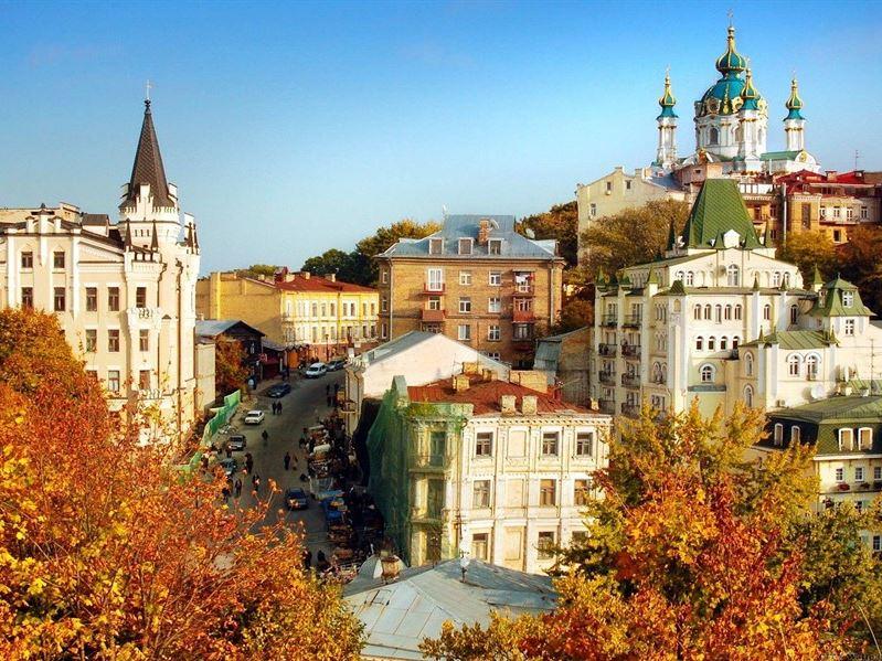 Baştan Başa Ukrayna Turu Thy ile(Lviv gidiş Harkov dönüş)